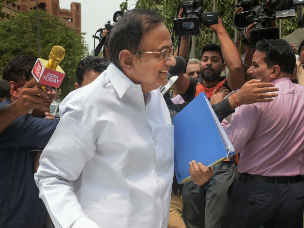 Aircel-Maxis: ED summons Chidambaram again on June 12
