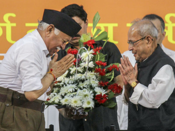 If BJP gets less seats in 2019, Pranab may became PM, says Shiv Sena