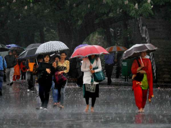 Monsoon in full swing across the state till next week