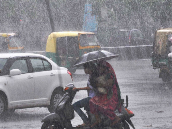 Monsoon brings access rain against normal