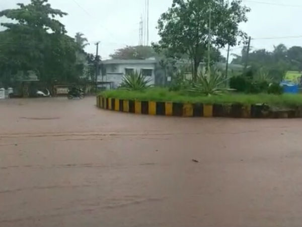 Heavy Rain Expected In Karnataka Coastal Region In Next 24 Hours