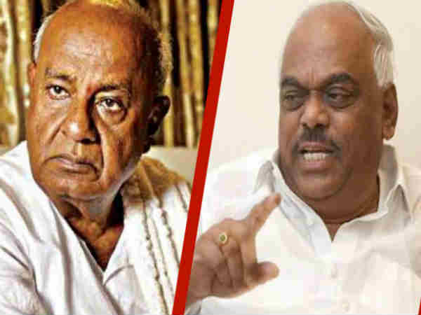 JDS-Congress coalition government, Devegowda will decide everything