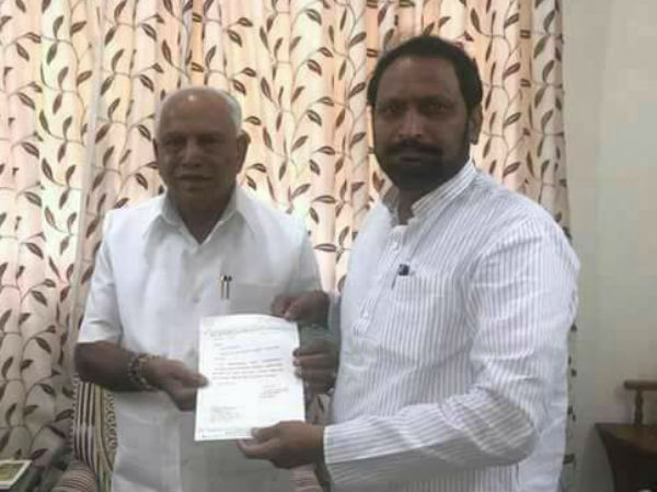 Laxman Savadi appointed as BJP Raitha Morcha president