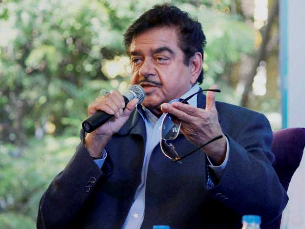 BJP is my party but Lalu is family: Shatrughan Sinha