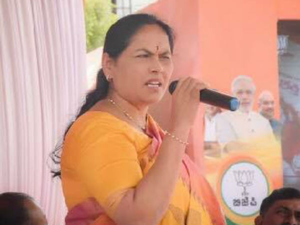 Shobha Karandlaje Says arrest of Bajrang Dal activists is condemnable.