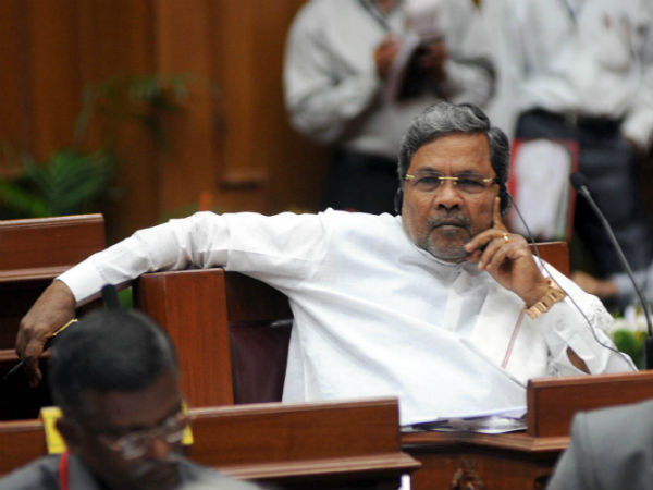 siddaramaiah said ministry aspirants never go rebel against govt