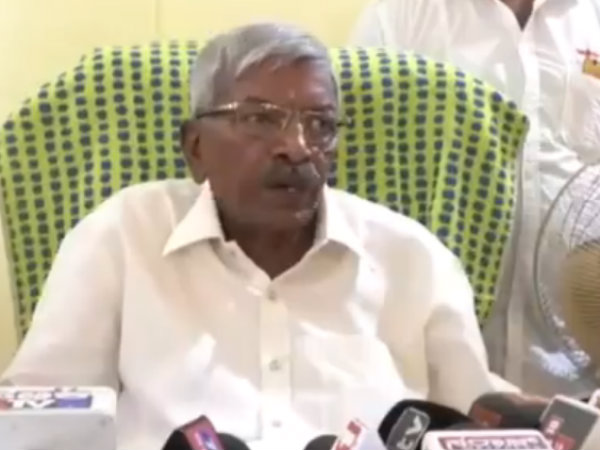 JDS minister will resign within a month, said MLA Satyanarayan