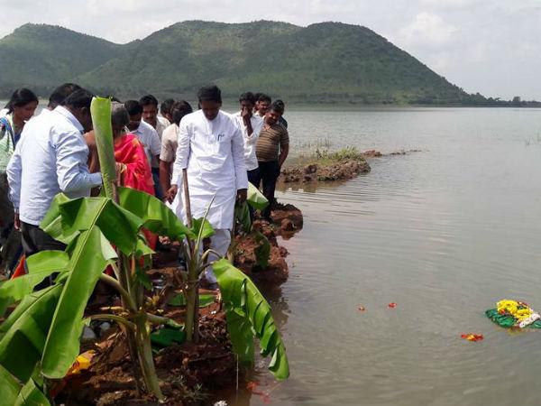 Local Demand Protection Shanti Sagara Sulekere Channagiri