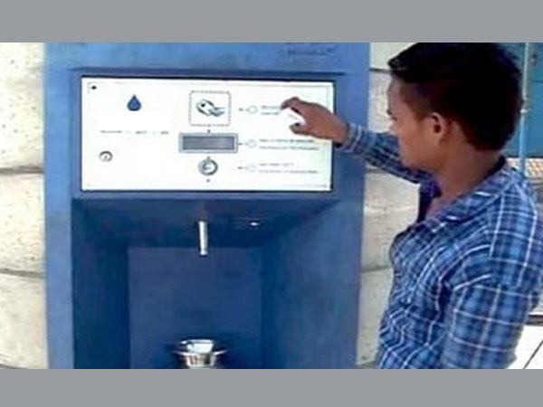 Water ATMs in 104 railway stations soon