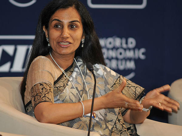 Chanda Kochhar to go on leave till completion of enquiry: ICICI Bank