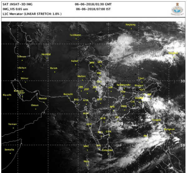 Monsoon updates: Heavy downpour expected in Mumbai after June 8; moderate rains likely in Goa