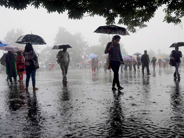 Monsoon update: Heavy to heavy rain coastal Karnataka and Kerala