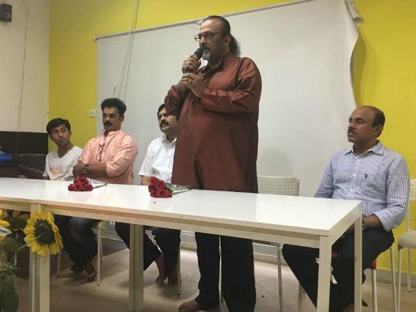Yakshagana Training Classes Begin In Dubai