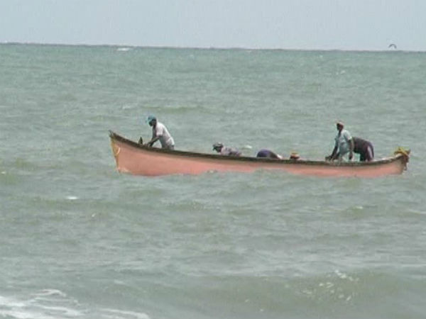 Fishermen are in anxiety due to continuous rainfall
