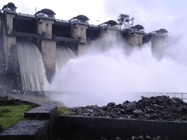 Hemavathi reservoir Dam Water level on July 12 and Hobli level rainfall