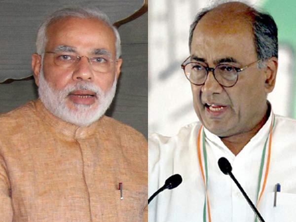 Digvijaya compares PM Modi with controversial Pakistani leader Zia-ul-Haq