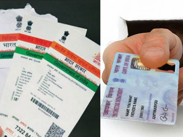 PAN-Aadhaar Linking Deadline Extended Till March 2019