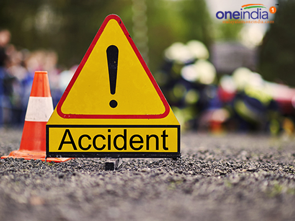 Jolly ride in a bike : Youth killed in road accident