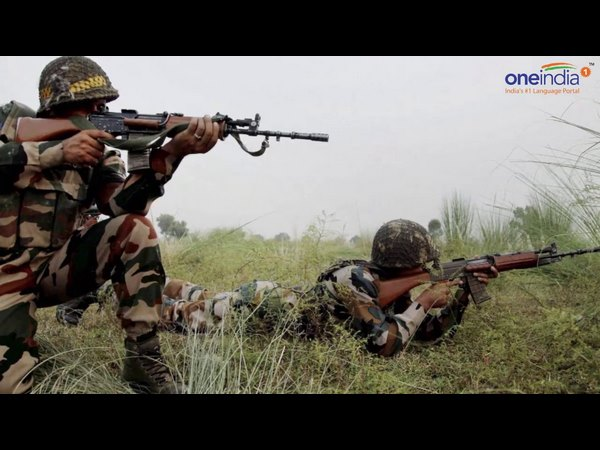 Two Terrorists Gunned Down in Anantnag Encounter