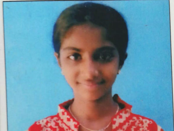 Ashika (15) Body Found one kilometer from Spot in Dodlimane