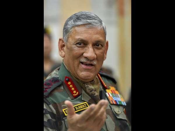Army Chief Bipin Rawat New Directives On Corruption Social Media