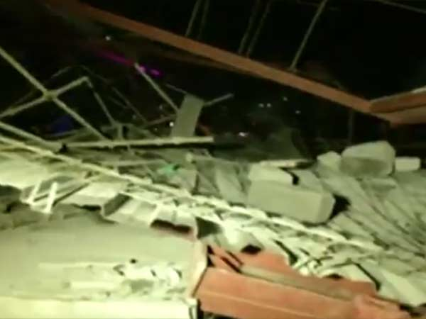 One killed, at least 28 injured as scaffolding of under-construction building collapses in Chennai
