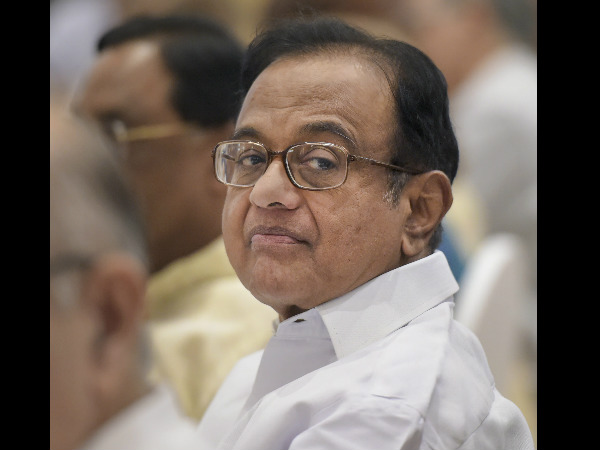 p chidambaram said congress can win 150 seats in 12 states