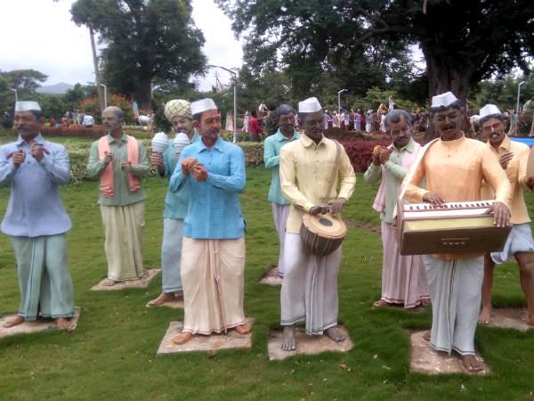ಚಿತ್ರಗಳು : ಪ್ರವಾಸಿಗರನ್ನು ಆಕರ್ಷಿಸುವ ಶಿಕಾರಿಪುರದ ಪಾರ್ಕ್