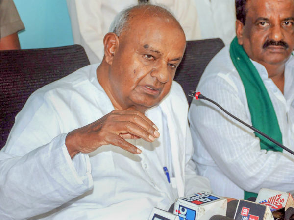 No objection from Devegowda for Rahul PM candidature