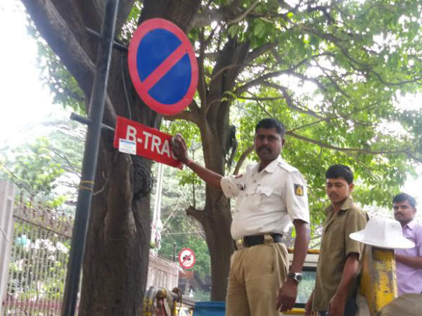 Traffic police intensify drive against flexes