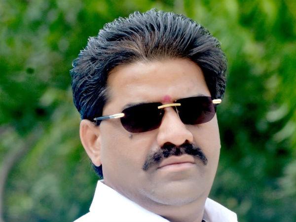 Mahadev Bairgonda Sent To 7 Day Cid Custody