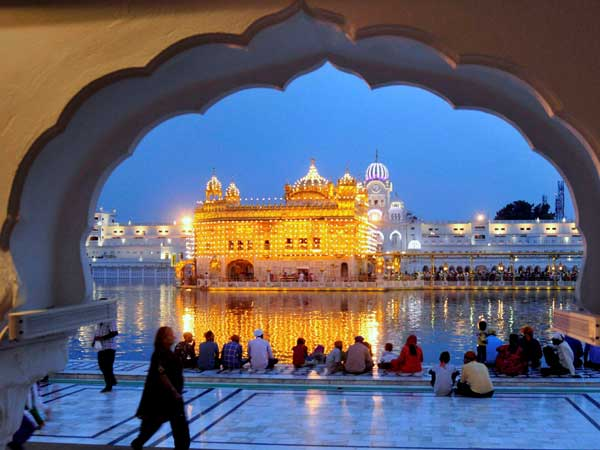 Amritsar's Golden Temple to glow brighter with 160 kg more gold