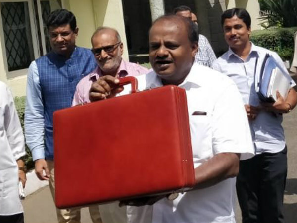 Karnataka Budget 2018 Oneindia Kannada Readers Opinion