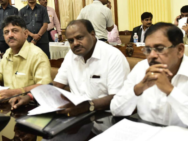Cm will have meeting with Karnataka MPs before parliament session