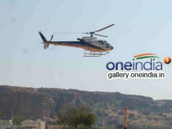 Heli-taxi service from HAL airport may not take off for now