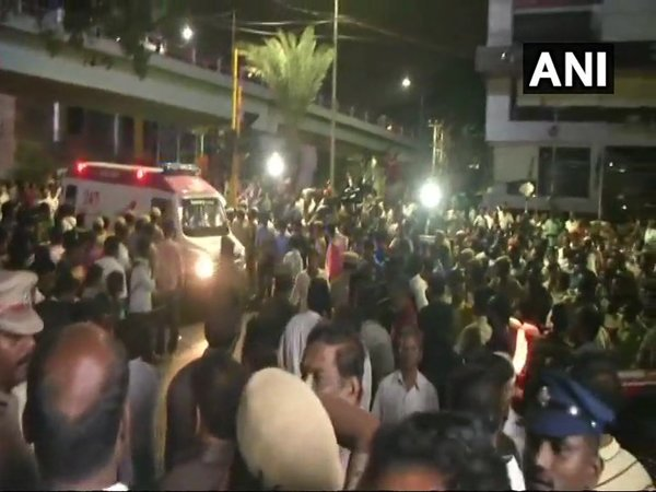 Chennai : DMK chief M Karunanidhi health update Condition critical
