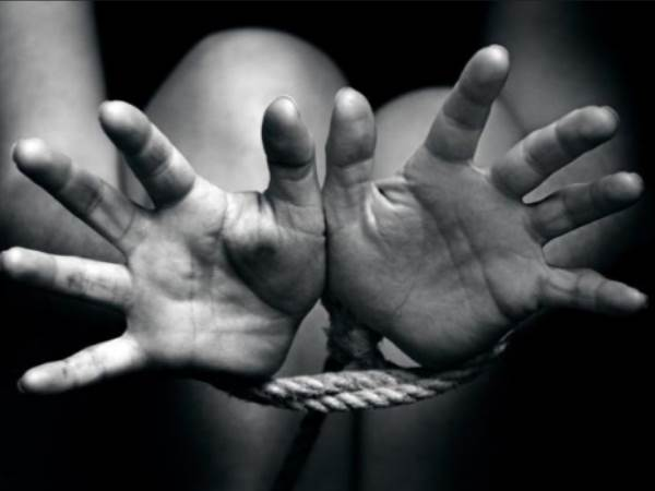 16 girls saved from Human traffickers