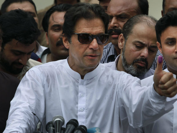 imran khan oath taking pti considering narendra modi to invite with saarc leaders