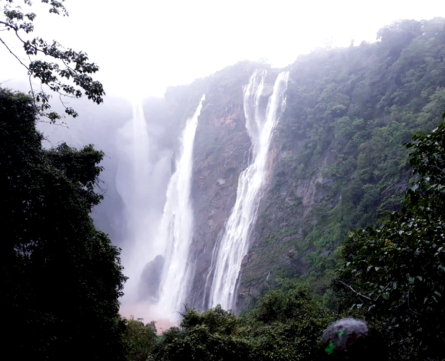 Tourists Are Coming In Highest Numbers To See Jog Falls