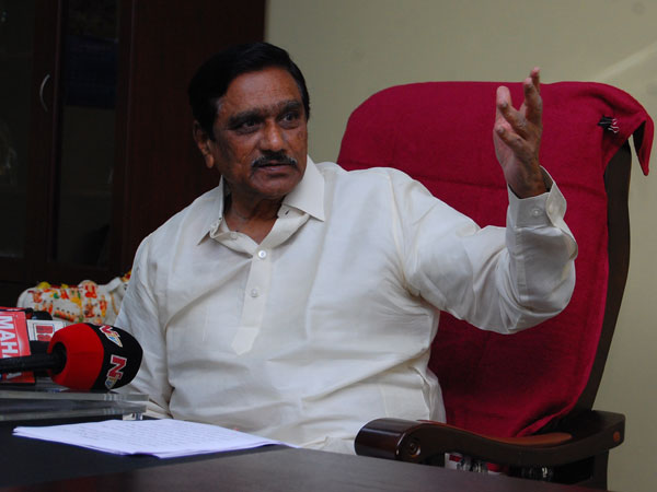 Will quit politics if BJP wins a single seat in AP, said deputy CM Krihnamurthy