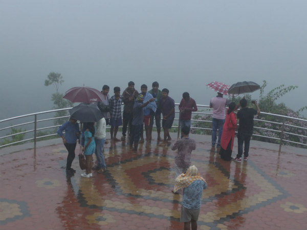 Tourists visit increased in Kodagu