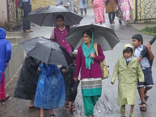 Schools and colleges declare holiday in Kodagu due to rain