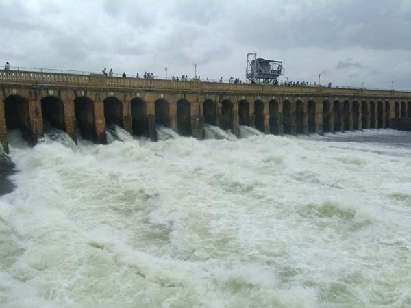 Water From Krs Released Dc Meeting With Officials