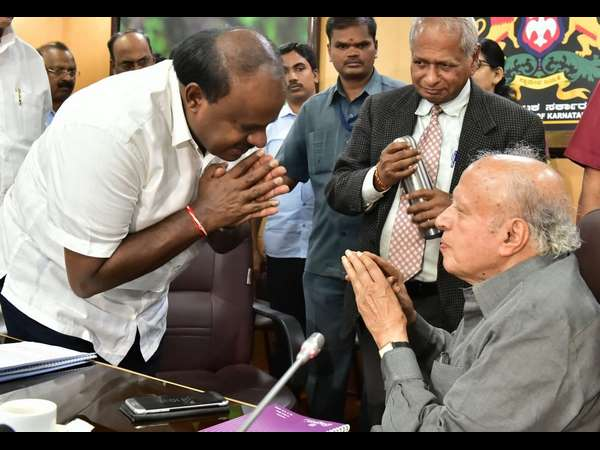 Dr. M.S. Swaminathan tips to CM Kumarswamy on reforms in agriculture sector