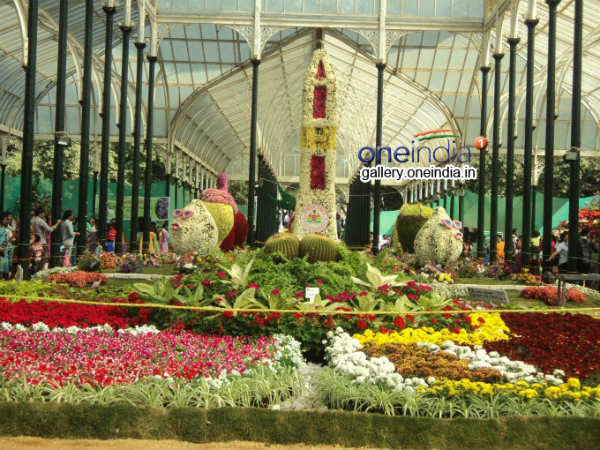 This time, Lalbagh flowers will become weapons!