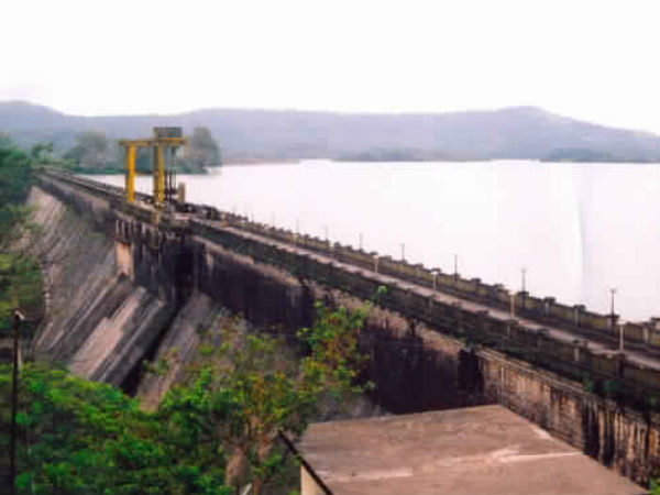 Linganamakki Reservoir is already full over 75 percent