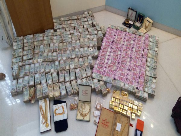 Not Rs 550 crore, Bowring locker stash worth over Rs 800 crore