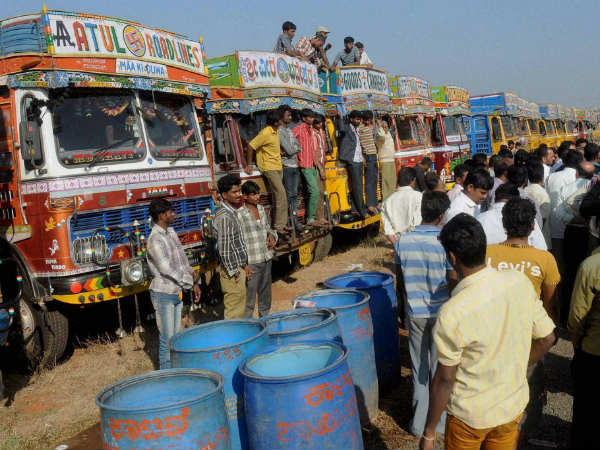 Price Hike Lorry and Truck indefinite Strike from July 20