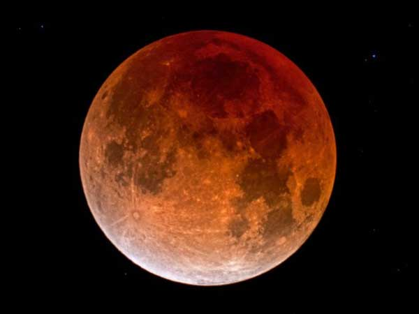Lunar Eclipse Effect On Native For How Many Days