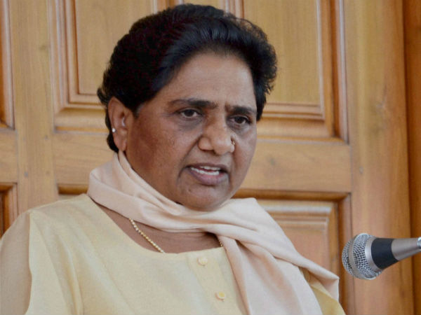 BSP to project Mayawati as first Dalit PM candidate